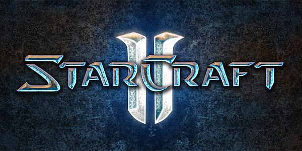 Starcraft2 text effect