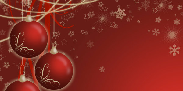 How to create a Christmas Background - Photoshop Tutorial ...