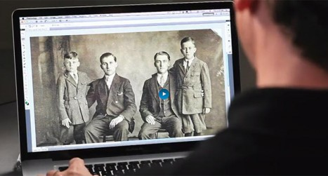 Restore an Old Photo Using Content Aware Fill in Photoshop