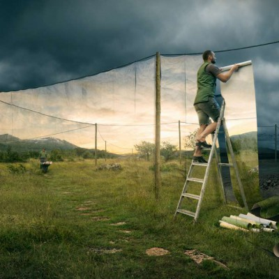 Extraordinary Photomanipulations by Erik Johansson