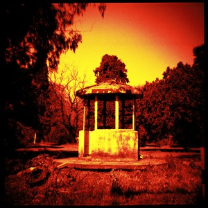 Fiery Redscale Photo Effect From Hell Photoshop Tutorial