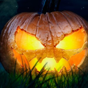 Create a Creepy Jack-o-Lantern Pumpkin in Photoshop