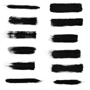 Download Free High Res Dry Brush Stroke Photoshop Brushes