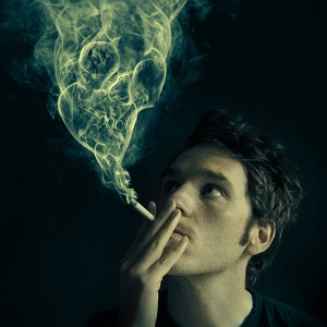 Manipulate Smoke to Create Hyper Real Images