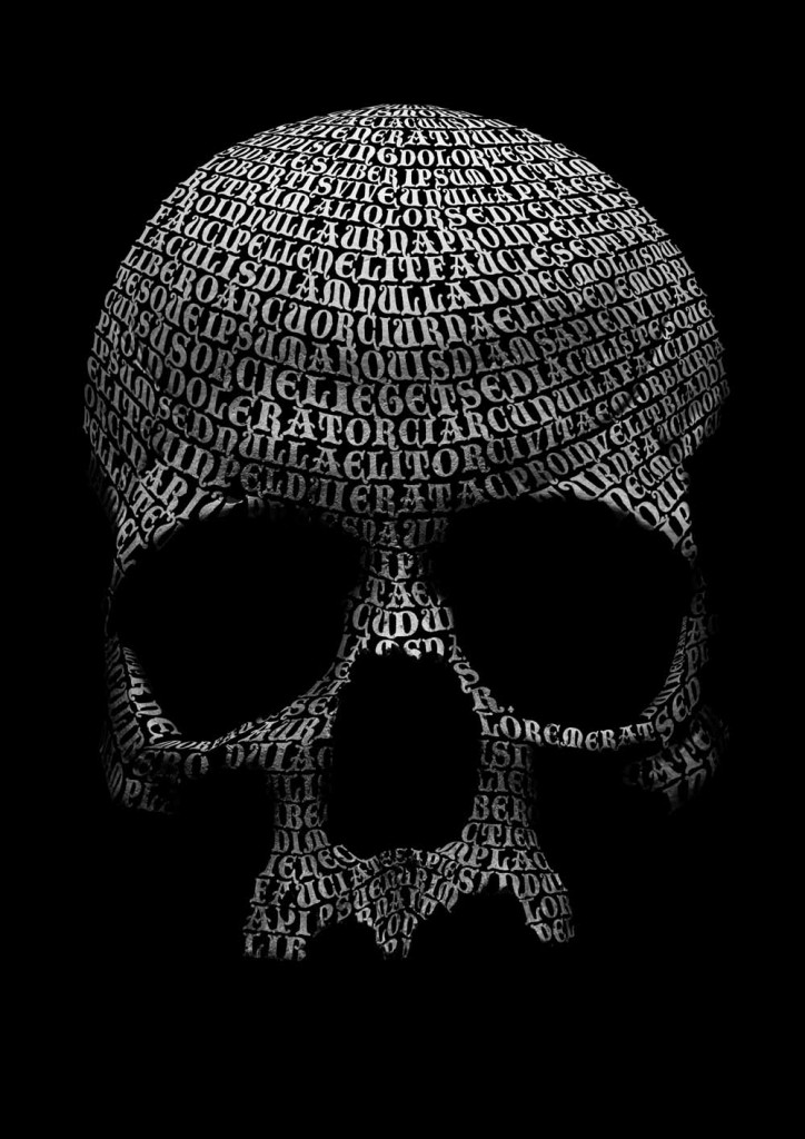 Pictures  Word  Letters Skulls