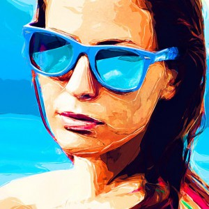 Download an Artistic Cell Shader Premium Photoshop Action