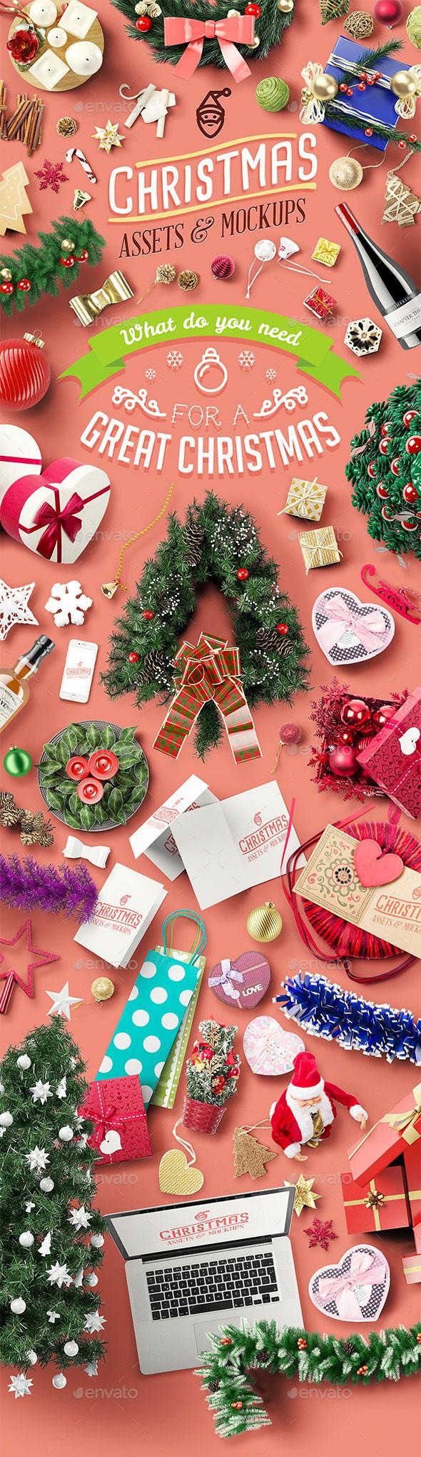 christmasmock