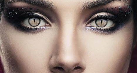 How to edit eyes in Photoshop