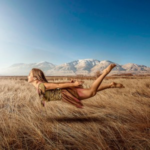 Create a Levitation Photo Effect in Photoshop