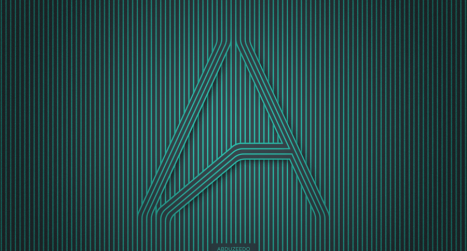Create an Optical Illusion Text Effect With Lines