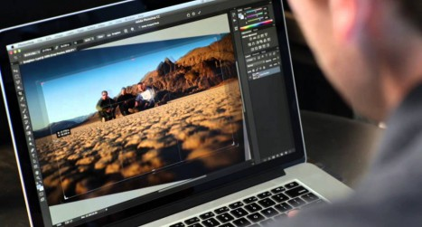 Cropping and Straightening Photos in Photoshop