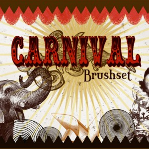 Carnival Photoshop Brushes