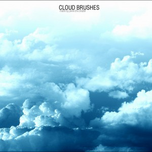Download Cloud Photoshop Brushes Set