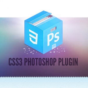 Convert your layers to CSS3 in Photoshop