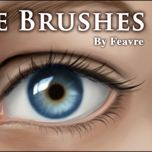 Download Eye Iris Brushes