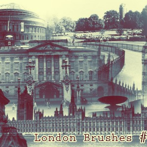 London City Photoshop Brushes