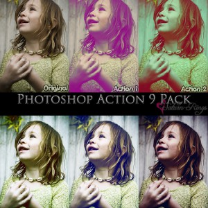 Color Effects Photoshop Actions