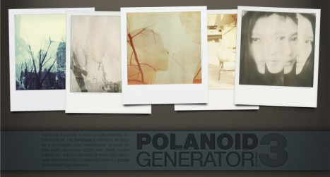 Polanoid Generator Photoshop Action