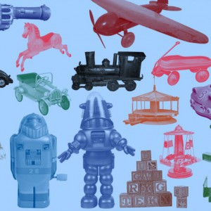 Download a Playful Vintage Toys Photoshop Brushes Set