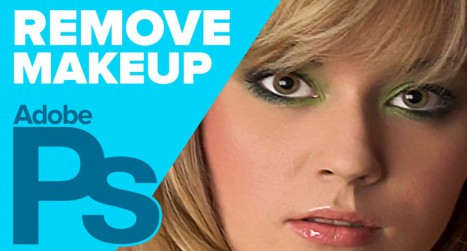 How to Remove Makeup in Photoshop