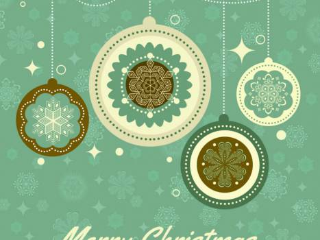 How to Create Vintage Christmas Card in Photoshop