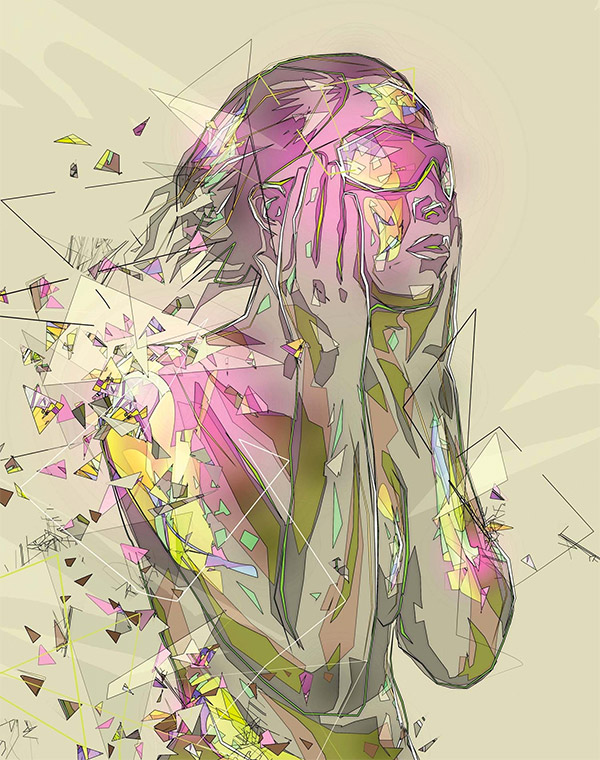 photo to illustration