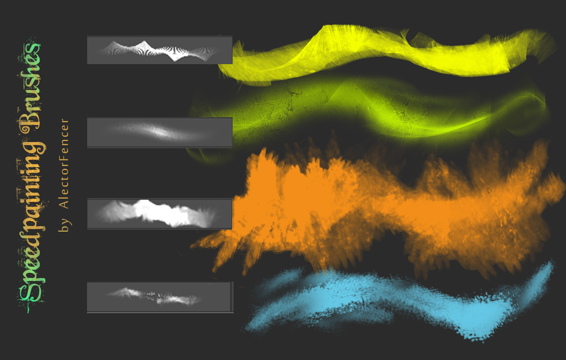 100 Awesome High Resolution Photoshop Brushes